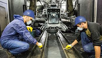 pulizie tecnologiche industriali