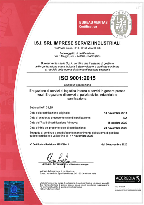 ISI Certificazioni